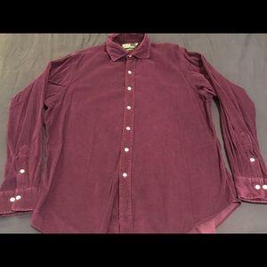 POLO Ralph Lauren Regent Dress Shirt Corduroy